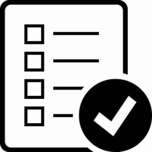 Check-list icons | Noun Project