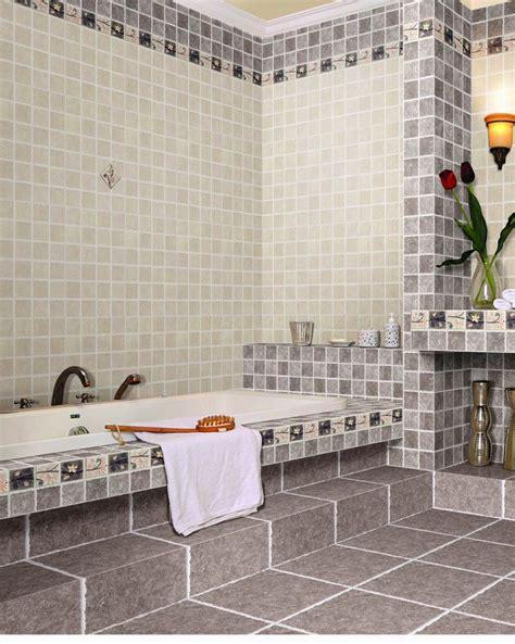 nice ideas    ceramic tile  bathroom walls