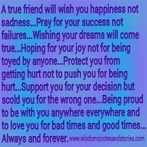 Not A True Friend Quotes. QuotesGram