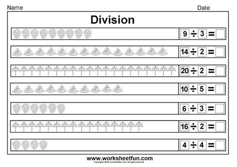 division worksheets beginner division worksheets