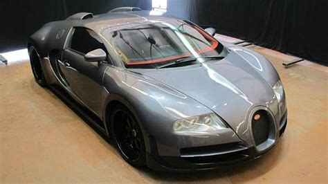 Earlier i posted about an affordable bugatti veyron that some of us could buy. Bugatti Veyron Replica based on Mercury Cougar Photo Gallery | Autoblog