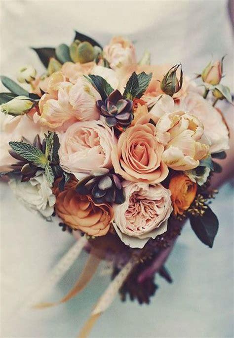 ideas  fall wedding flowers