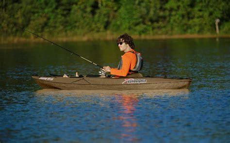 choose   kayak  fishing  freshwater saltwater