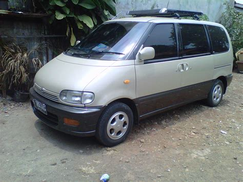 Nissan Serena Picture by 1997 Nissan Serena C23m Pictures Information And