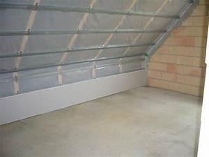Trockenbau Dachschräge Anleitung : insulation handyman on call ~ Watch28wear.com Haus und Dekorationen