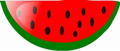 Clip Fruit Mellon Svg Clipart Clker Vector