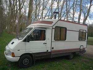 Camping Car Renault : voir le sujet renault trafic de 1985 l2h1 camping car 3places ~ Medecine-chirurgie-esthetiques.com Avis de Voitures