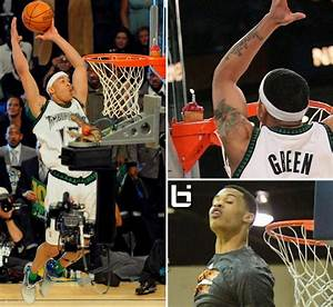 Gerald Green's Top 10 Head Above The Rim Dunks