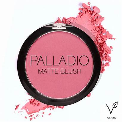 Blush Matte Palladio Pink Beauty Peach