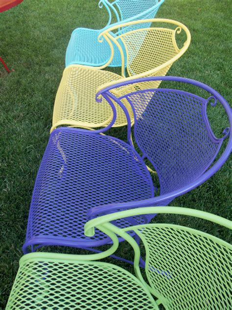 wrought iron chairs on wrought iron decor