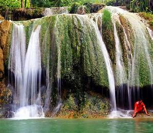 A, Small, Waterfall, In, Java, Indonesia, U2013, Free, High, Quality, Travel, Pictures, U2013, Tiket2