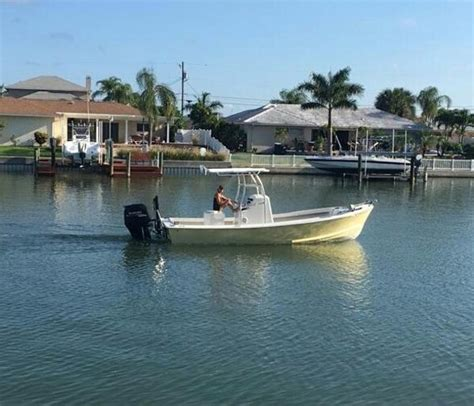 Hanson Boats by 2014 Hanson 23 Bay 23 Foot 2014 Motor Boat In Cape Coral
