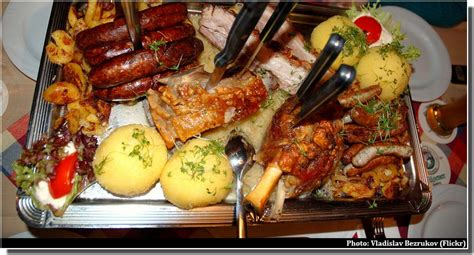 cuisine allemande recettes cuisine allemande