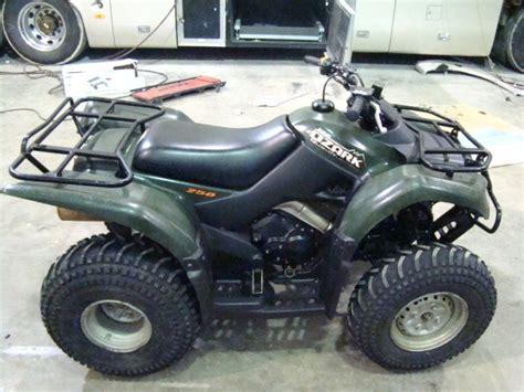 Used Suzuki Atv Parts by Used Rv Parts 2005 Suzuki Ozark 250 Atv Runner For