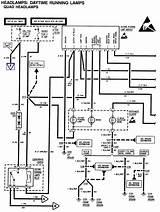 1996 Chevy K1500 Headlight Wiring Diagrams