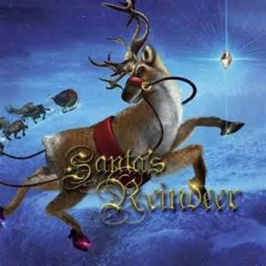 reindeers santa clause images