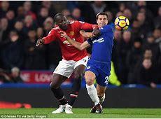 Man United The stats behind Romelu Lukaku goal drought