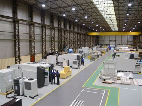 Wcm Implemented At More Lvd Manufacturing Sites  Lvd Group