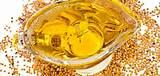 Горчичное масло для чистки печени