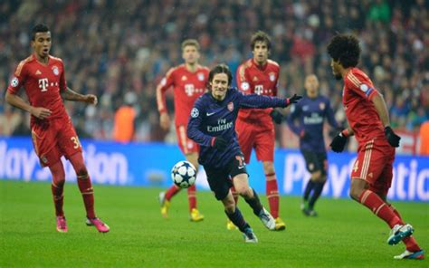Notes From The Couch: Bayern Munich v Arsenal - The Daisy ...