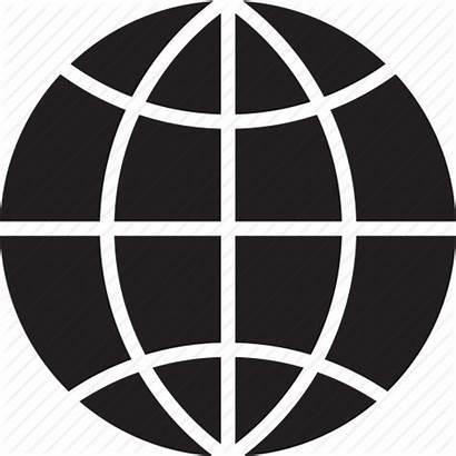 Icon Global Globe Nations United Internet Globality