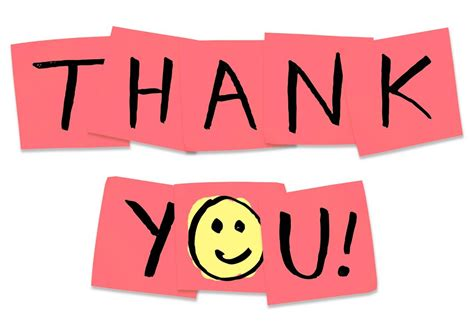 Thank You Emoticon Your Board Can Be Thank You Crew Train