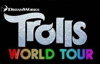 Trolls Tour Wikipedia Logopedia Logos Film Teach