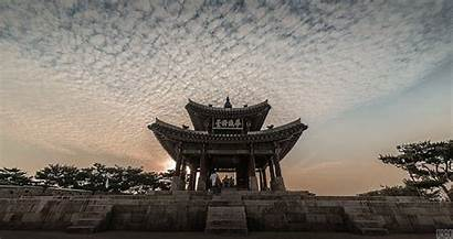 Korea South Cinemagraph Imgur Fortress Cinemagraphs Suwon