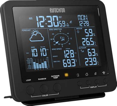 eurochron rc pro digitaal draadloos weerstation conradnl