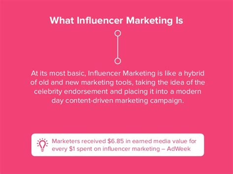 what s marketing what is influencer marketing