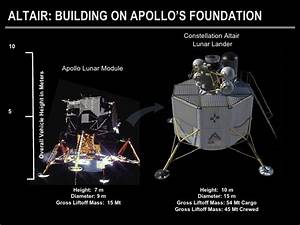 Altair Lunar Lander Stage Ascent - Pics about space