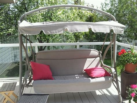 Patio Swings With Canopy Canada by 100 Patio Swings With Canopy Canada Home Depot
