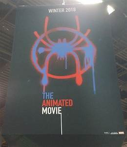 Spider-Man - The Animated Movie : Un premier poster-teaser ...