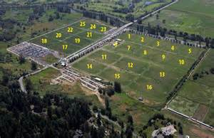 60 Acres Soccer Park Field Map