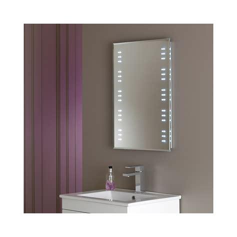 Bathroom Mirror Lights Uk by Endon El Kastos Bathroom Mirror With Led Lights Ip44