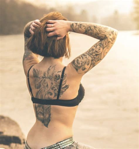 tatouage pour femme ou homme des idees des astuces