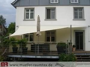 Sonnensegel Für Balkon : sonnensegel balkon balkonbeschattung mit sonnensegel ~ Frokenaadalensverden.com Haus und Dekorationen