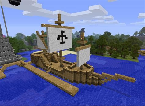 How To Make A Lego Minecraft Boat by Minecraft Boats Search Minecraft Designs