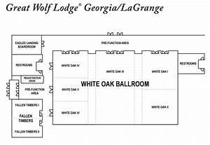 Map Of Meeting Rooms