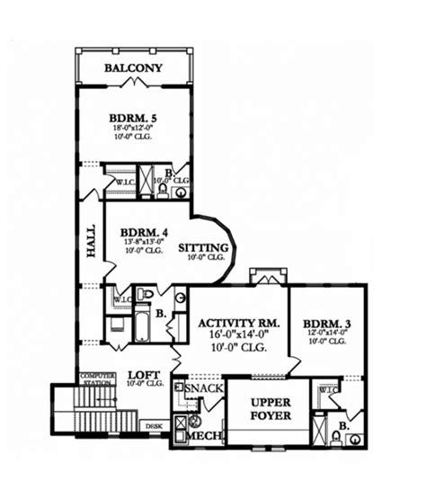 kitchen cabinets manitoba mediterranean style house plan 5 beds 5 5 baths 4752 sq 3084