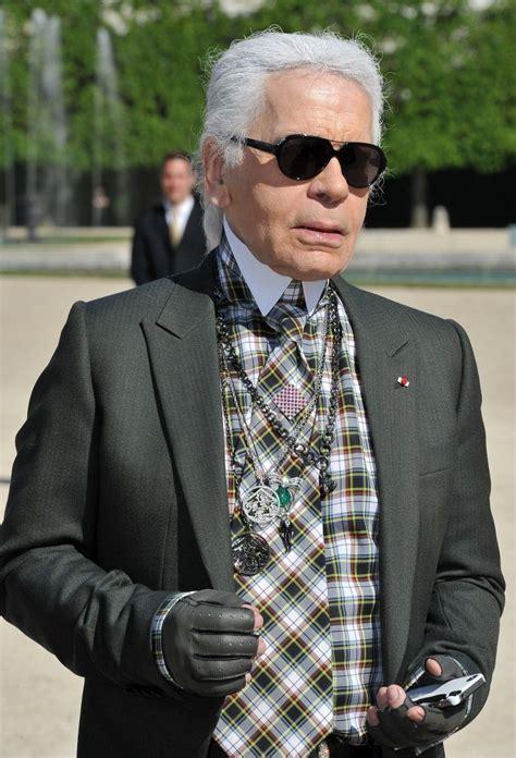 Karl Lagerfeld photo gallery - high quality pics of Karl ...