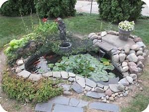 Fontaine Pour Bassin A Poisson : la carpe koi truc et d brouille bassin poisson exterieur bassin a poisson et jardin d 39 eau ~ Voncanada.com Idées de Décoration