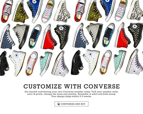 converse design your own deal design your own converse sneaker your custom