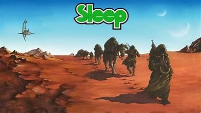 Sleep Dopesmoker Band Stoner Doom Metal Fi
