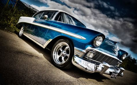 Classic Cars Wallpapers