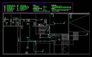Gambar Rencana Instalasi Listrik File Dwg