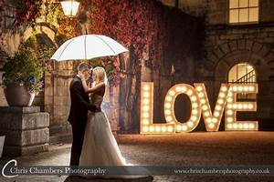 love illuminated letters wedding photography With large love letters for wedding