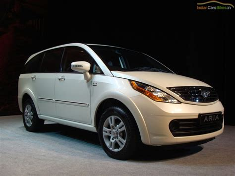 indian car tata tata aria indian luxury car wallpapers images pictures