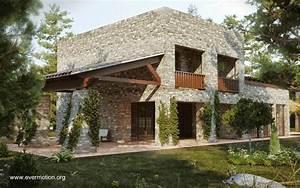 Arquitectura de Casas: 23 fotografías de casas rústicas