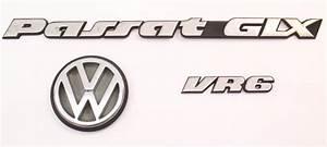 Rear Emblem Trunk Badges 95